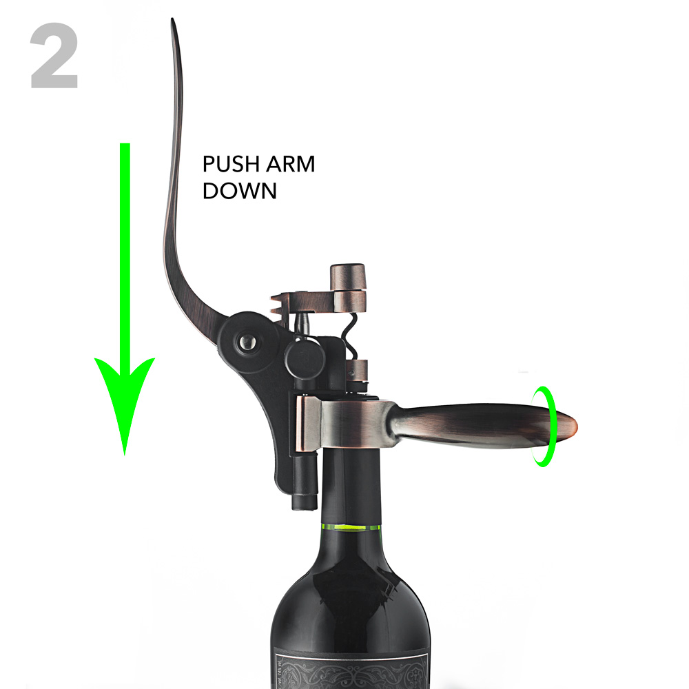 High Quality Photography. Wine Opener for Amazon.
