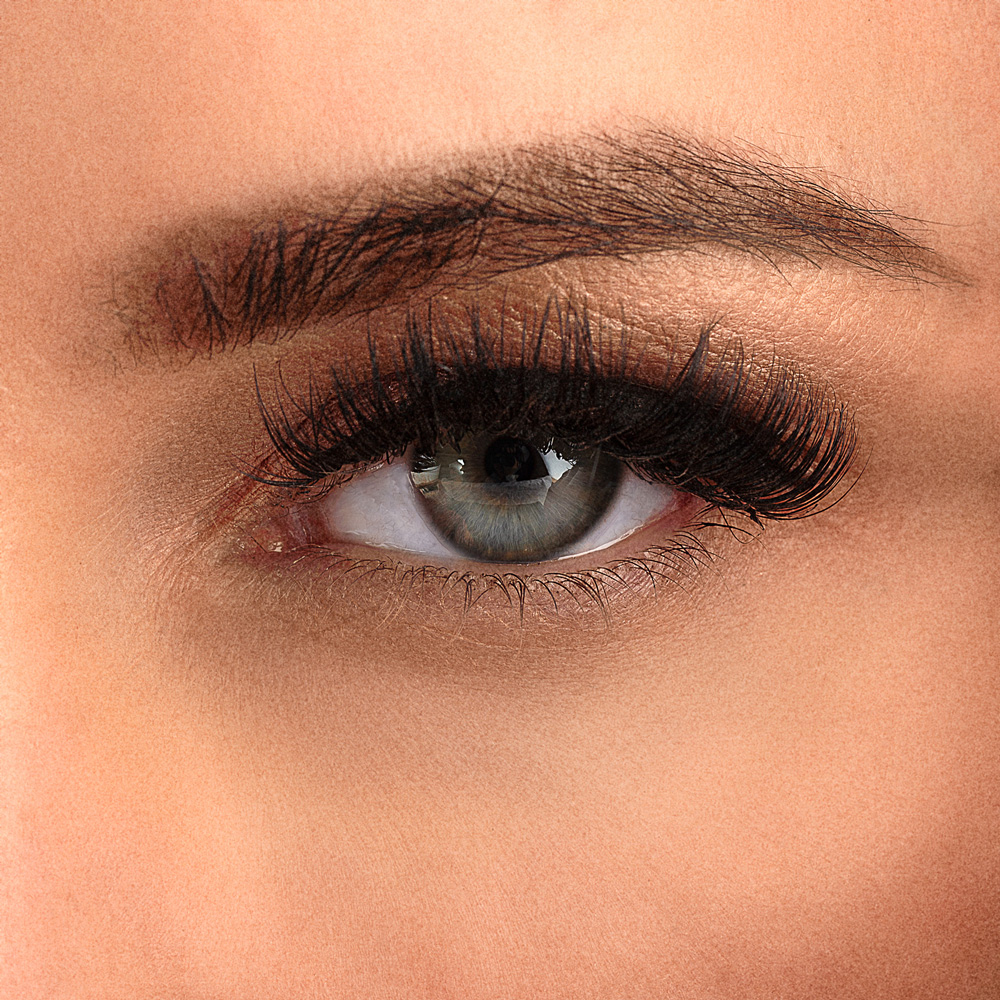 High Quality Photography. Eye Lashes for Amazon.