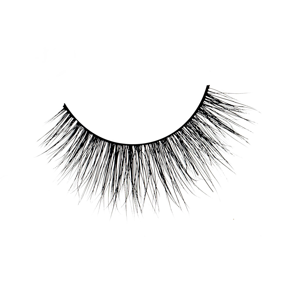 Creative Product Photography for Amazon. Eyelashes Beauty