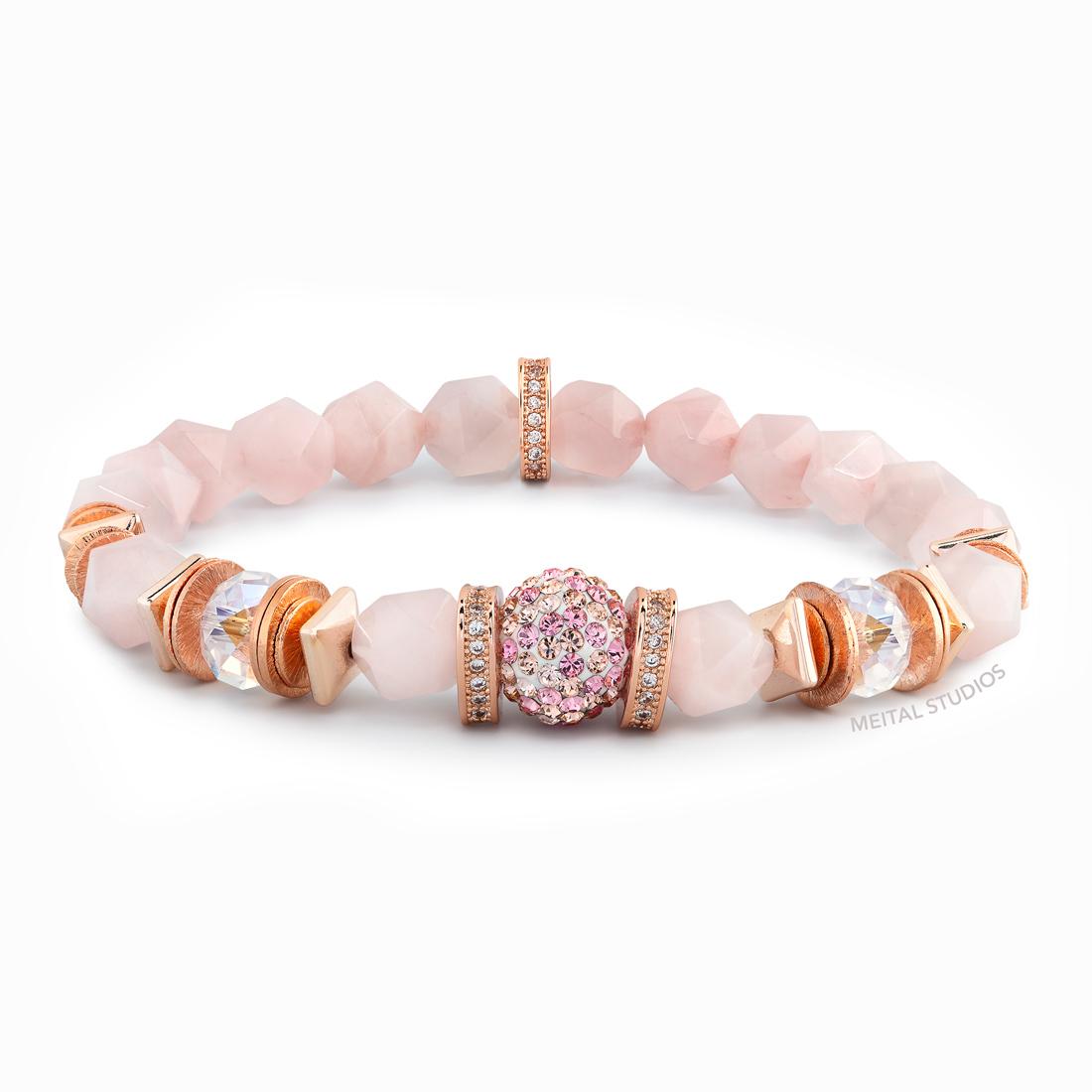 Bracelet Photography Blush