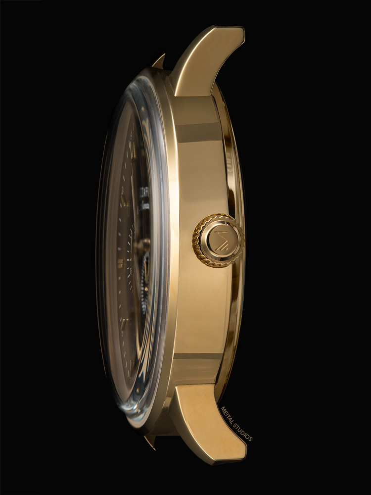 Watch Side View