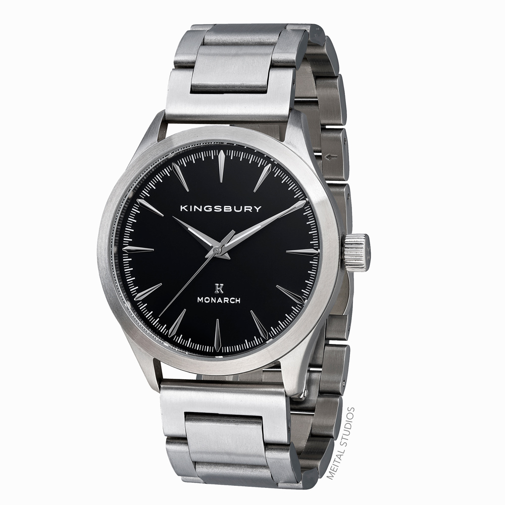 White Background Watch Image