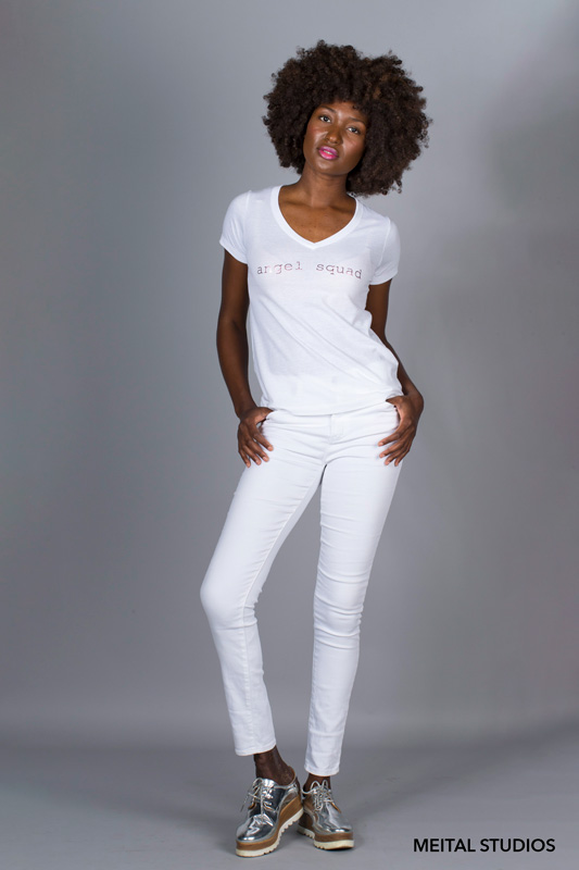 Apparel Photography with Model
