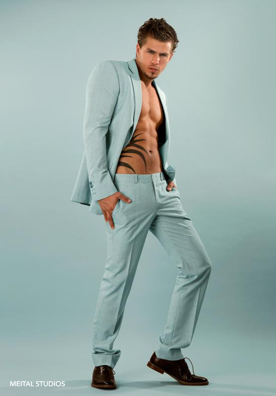 Menswear Fashion Photography.