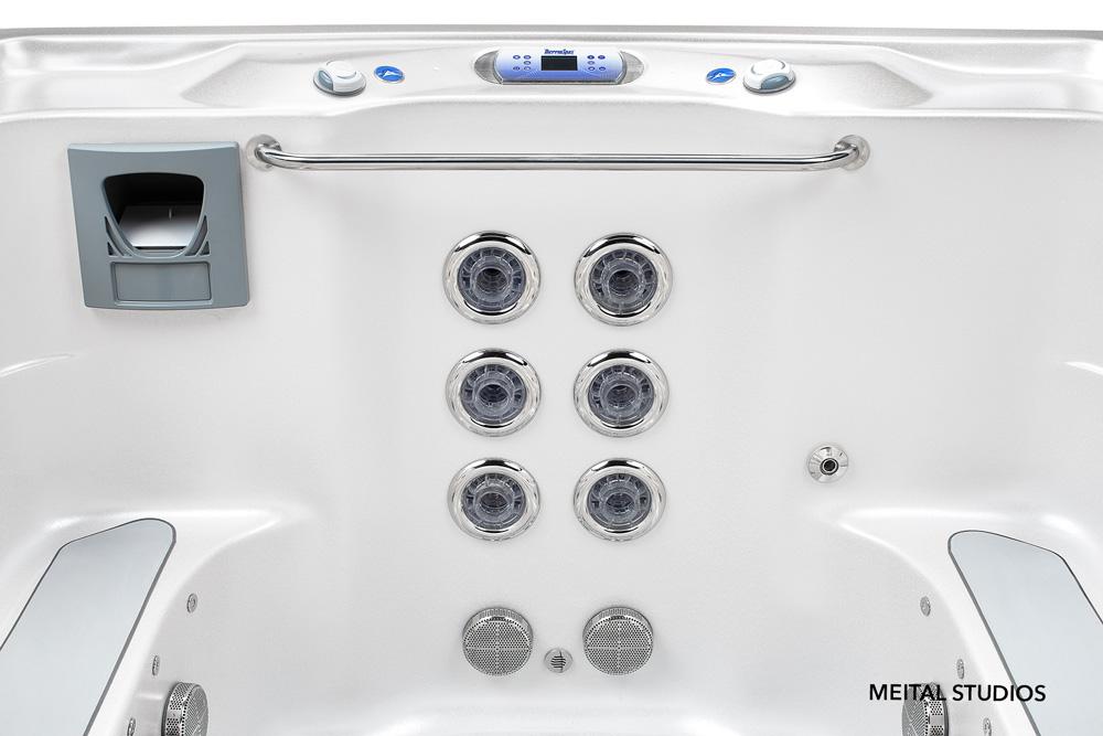 Hot Tub Details.