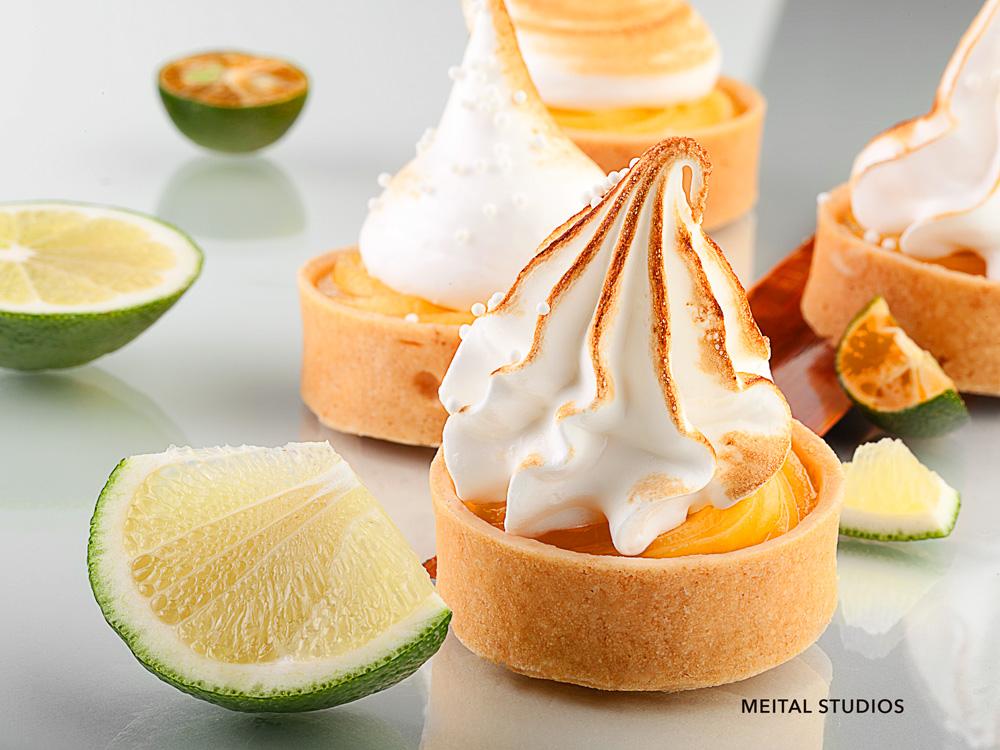 Lemon Vanilla Tart