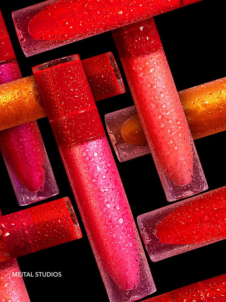Lipgloss & Waterdrops